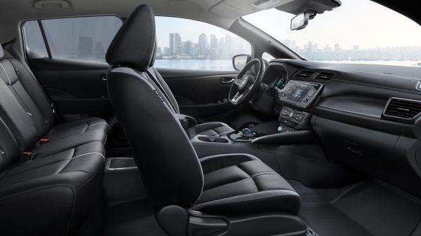 Der NEUE Nissan Leaf - Interieur