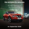 Die Nissan 0%-Wochen